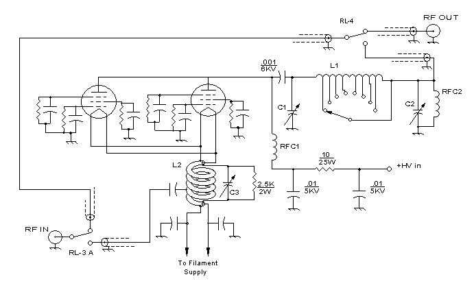 813 Linear Amplifier